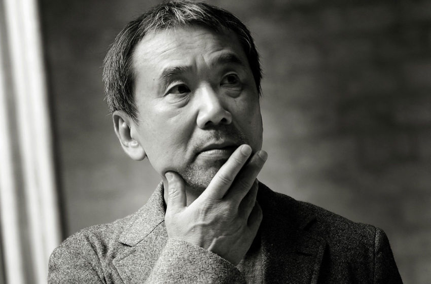 A night with Haruki Murakami