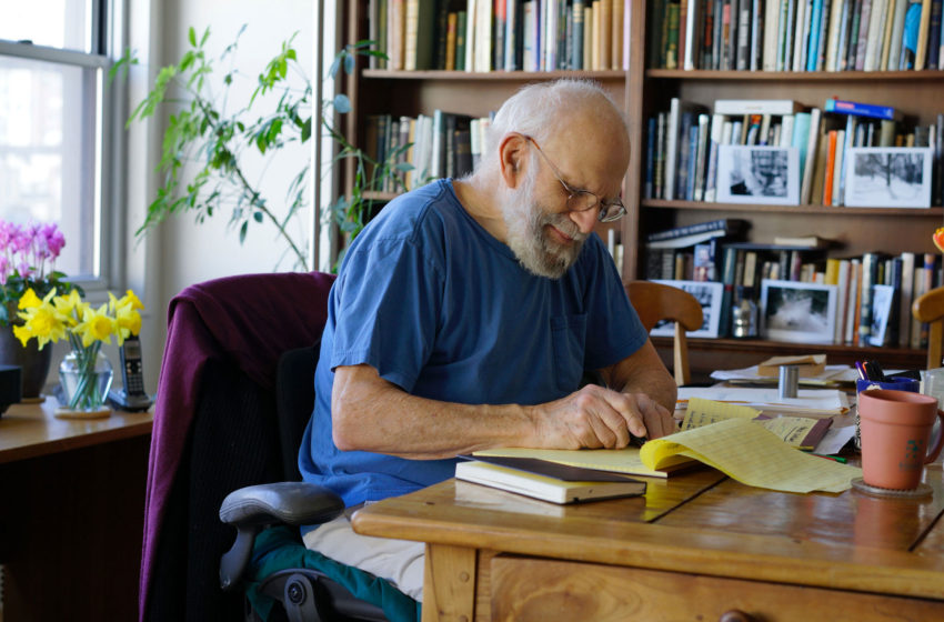 Oliver Sacks. His own life